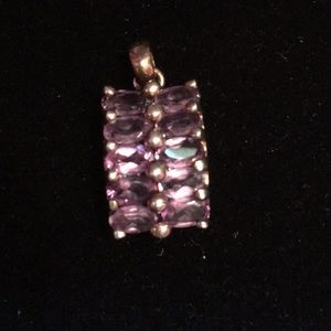 Jewelry - Amethyst Gemstone 💎 Pendant